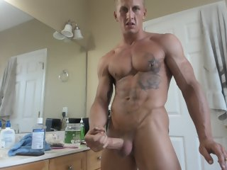 Julian Jerking Off On Cam